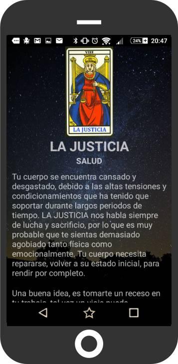 Carta de Salud - La Justicia