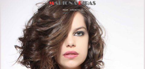 Mariona Ribas diseño web